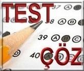 kazanım testleri
